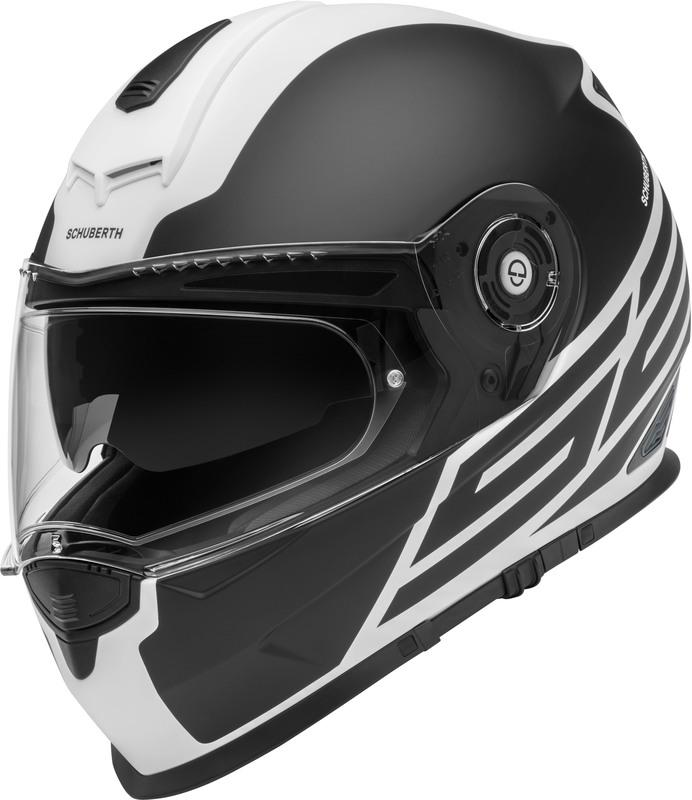 Schuberth S2 Sport Traction Hjälm Vit