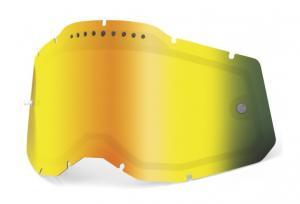 100% AC2 / RA2 / ST2 Ventilerad Dubbel Siktskiva Guldspegel