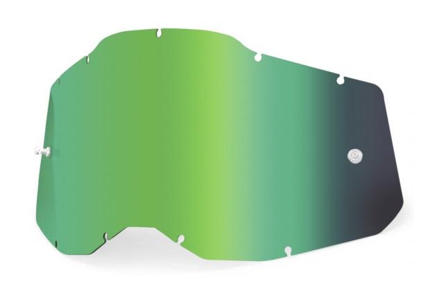 100% AC2 / ST2 Barn Enkel Siktskiva Grönspegel