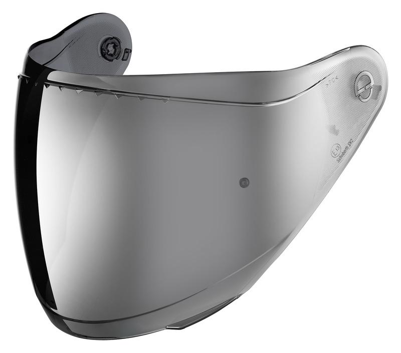 Schuberth M1 Visir Silverspegel