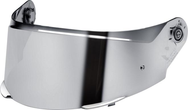 Schuberth SR2 Visir Silverspegel