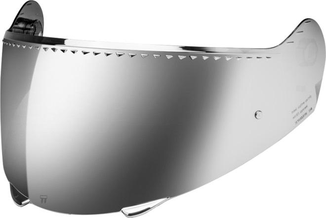 Schuberth R2 Visir Silverspegel
