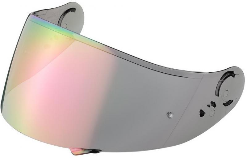 Shoei CNS-1 Visir Fire Regnbåge