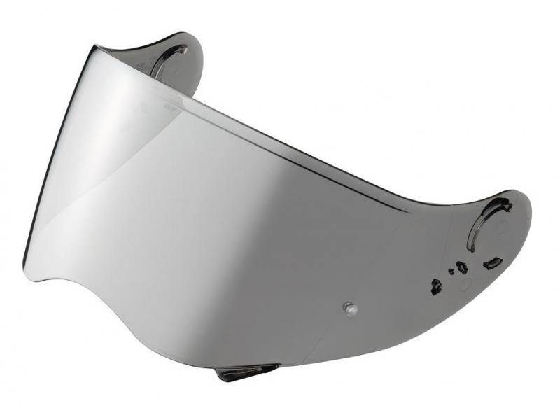 Shoei CNS-2 Visir Silverspegel
