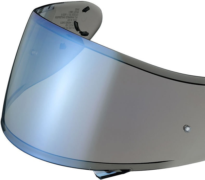 Shoei CNS-3 Visir Blåspegel