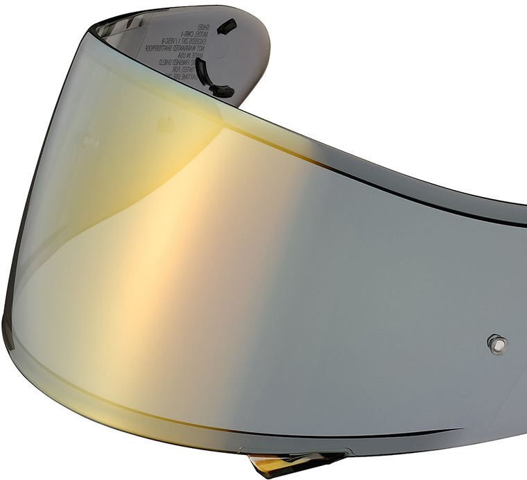 Shoei CNS-3 Visir Fire Regnbåge