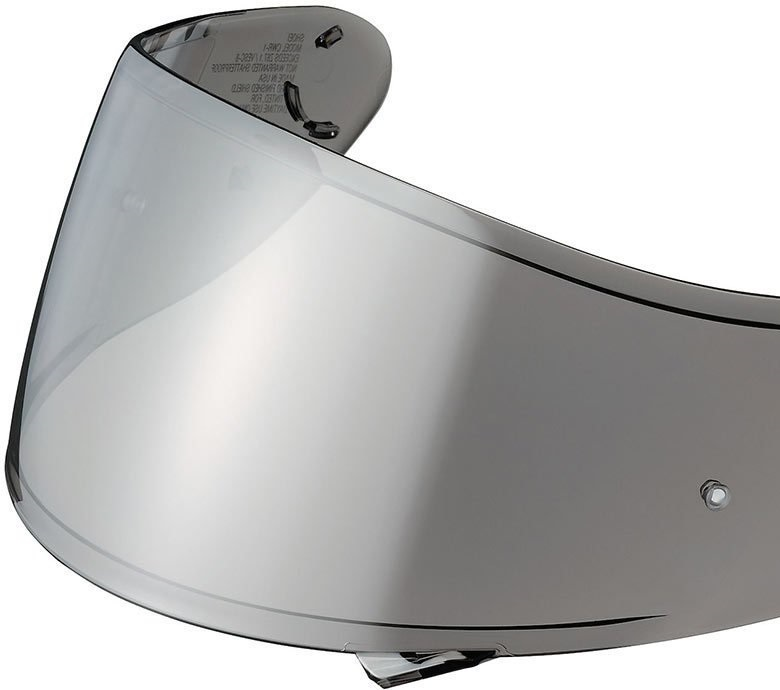 Shoei CNS-3 Visir Silverspegel