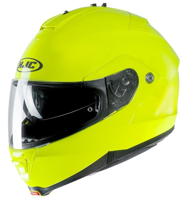 HJC IS-MAX II Hjälm Fluo Grön