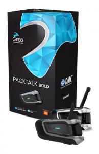 Cardo Packtalk Bold JBL Intercom Duo (Dubbelkit)