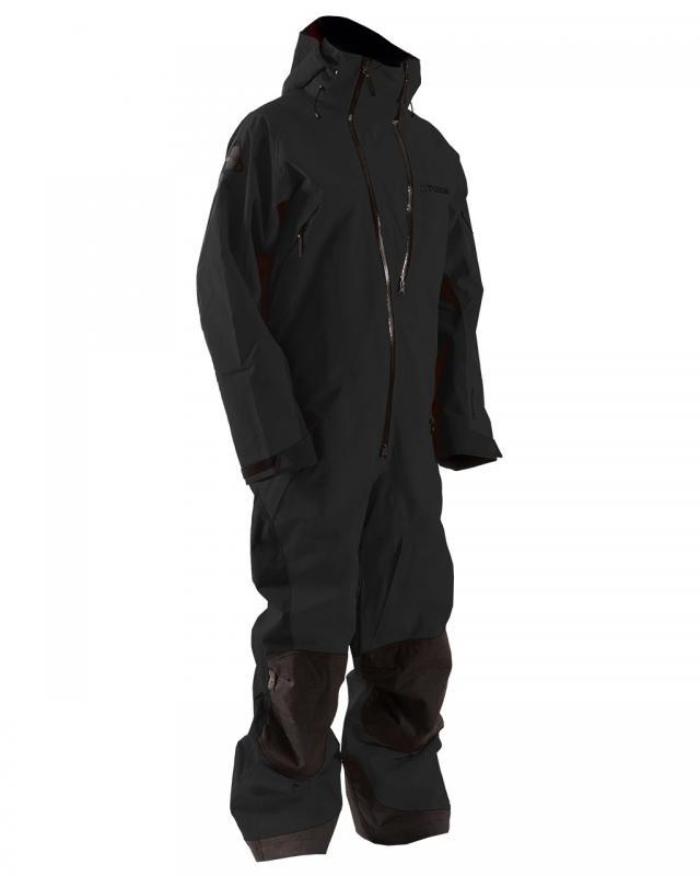 Tobe Vivid V2 Mono Suit CFBlack