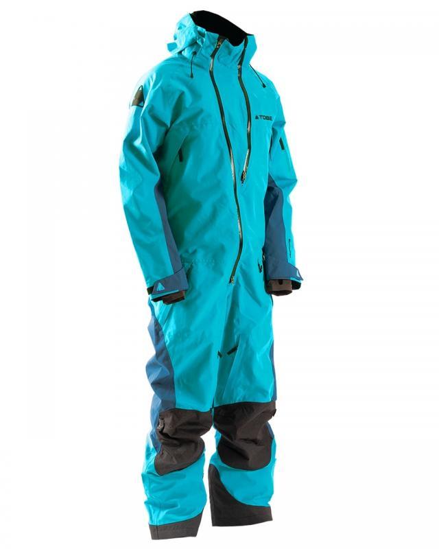 Tobe Vivid V2 Mono Suit Bluebird