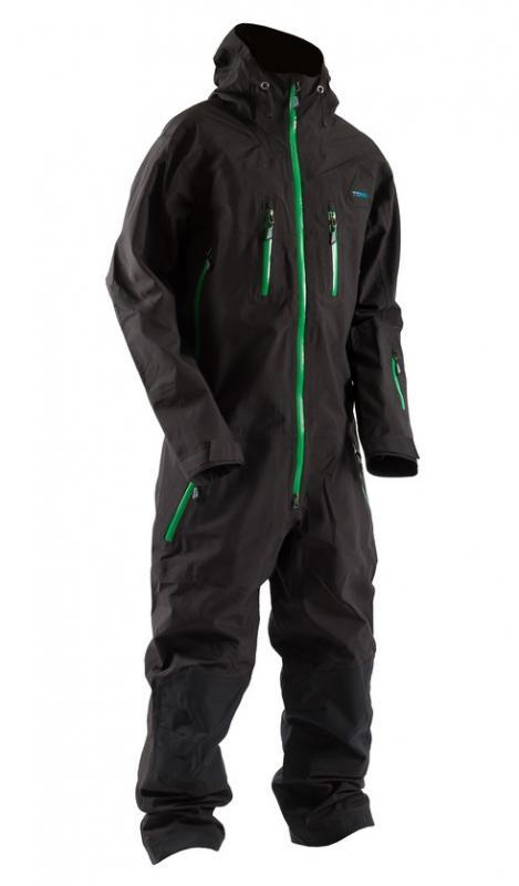 TOBE Ludo Mono Suit (Barn) Jet Black