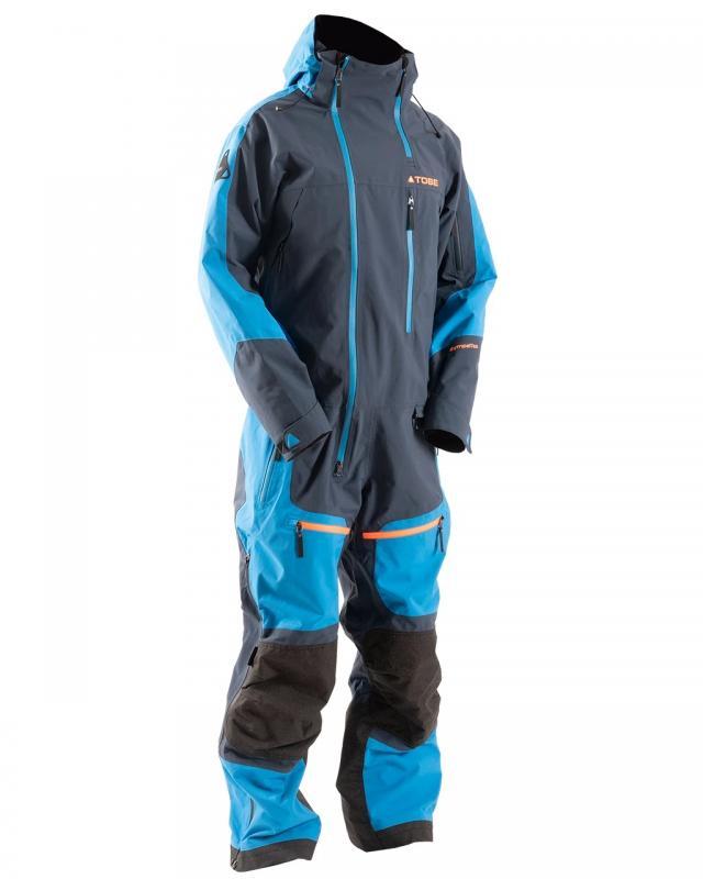 Tobe Novo V3 Mono Suit Blå Aster