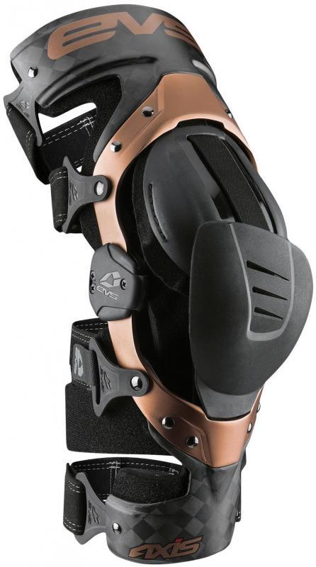 EVS Axis Pro Knäskydd Vänster