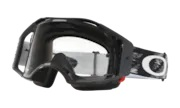 Oakley Airbrake® MX Crossglasögon Jet Svart Speed , Klar Siktskiva