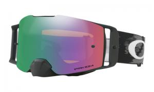 Oakley Front Line™ MX Crossglasögon Mattsvart Speed, Prizm MX Jade Spegel Siktskiva