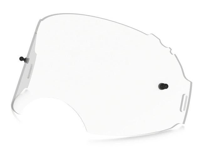 Oakley Airbrake® MX Enkel Siktskiva Klar
