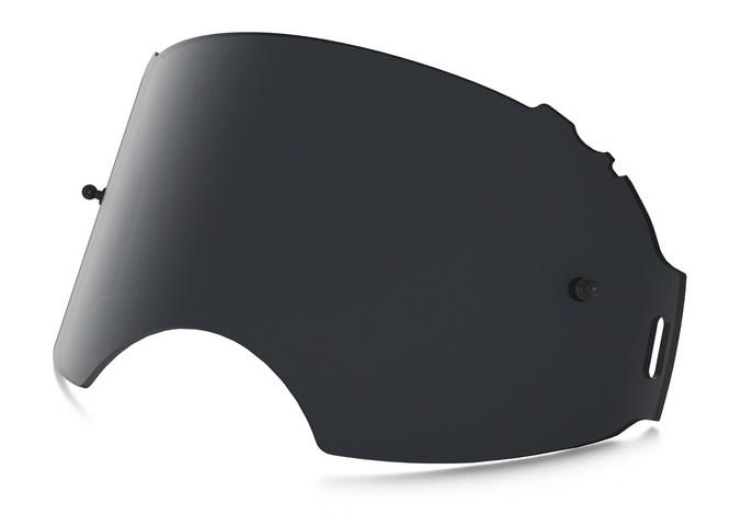 Oakley Airbrake® MX Enkel Siktskiva Mörkrök