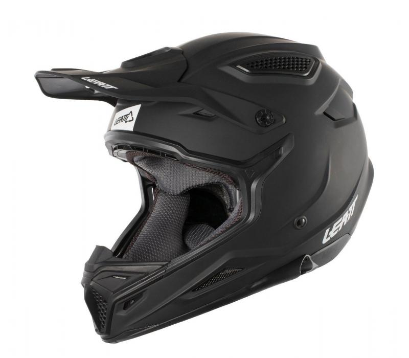 Leatt GPX 4.5 V19.2 Satin Crosshjälm Svart