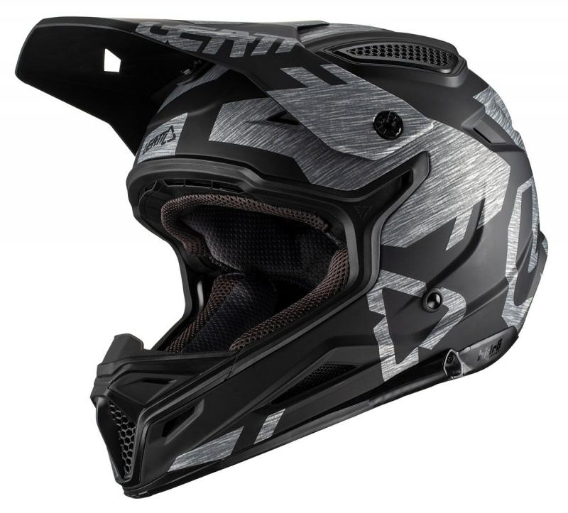 Leatt GPX 4.5 V20.1 Crosshjälm Brushed
