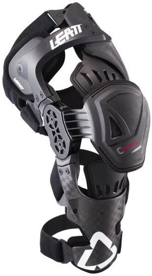 Leatt C-Frame Pro Carbon Knäskydd Par Svart
