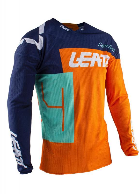 Leatt GPX 4.5 Lite Crosströja Orange
