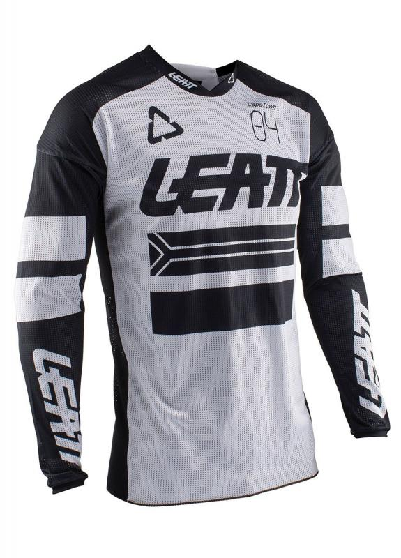 Leatt GPX 4.5 X-Flow Crosströja Vit
