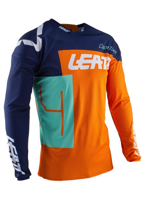 Leatt GPX 3.5 Barn Crosströja Orange