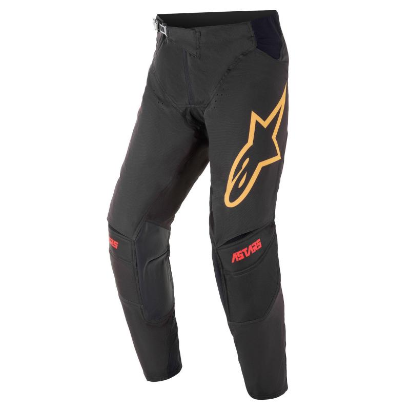 Alpinestars Techstar Venom Crossbyxor Svart/Röd/Orange