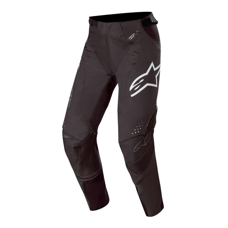 Alpinestars Techstar Graphite Crossbyxor Svart/Antracit