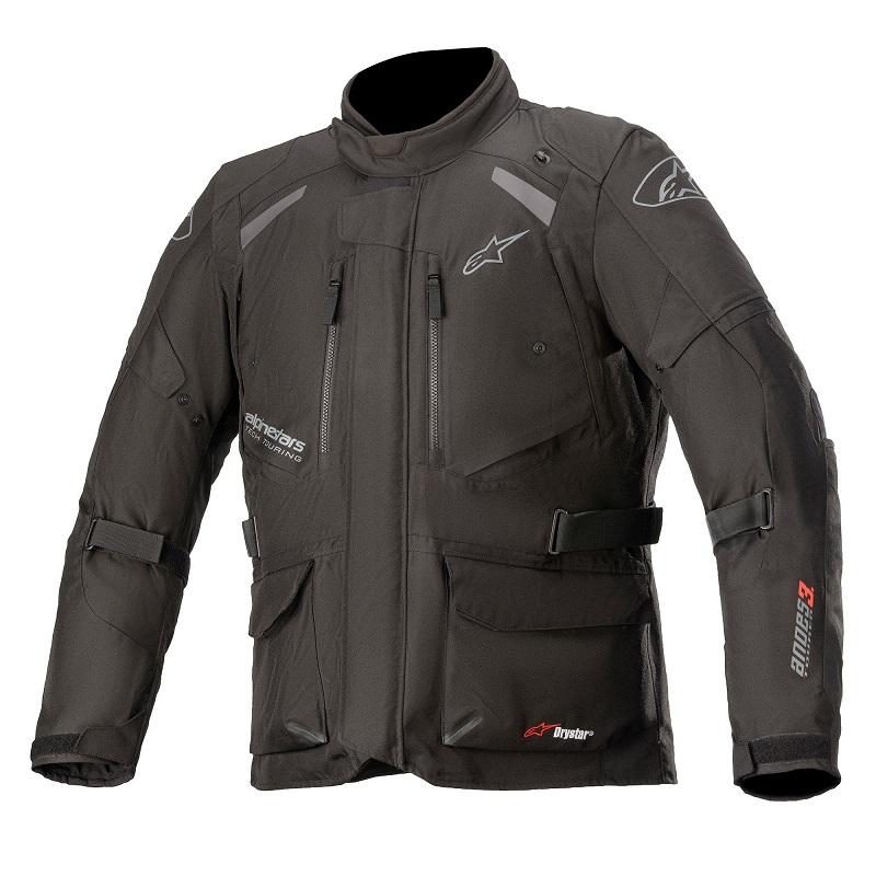 Alpinestars Andes V3 Drystar® Jacka Svart