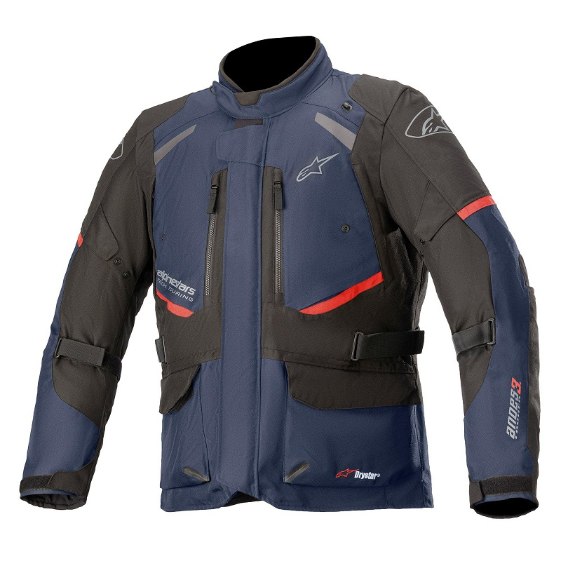 Alpinestars Andes V3 Drystar® Jacka Mörkblå/Svart