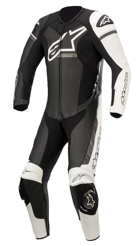 Alpinestars Gp Force Phantom Helställ Svart/Vit/Grå (Tech-Air® Kompatibel)