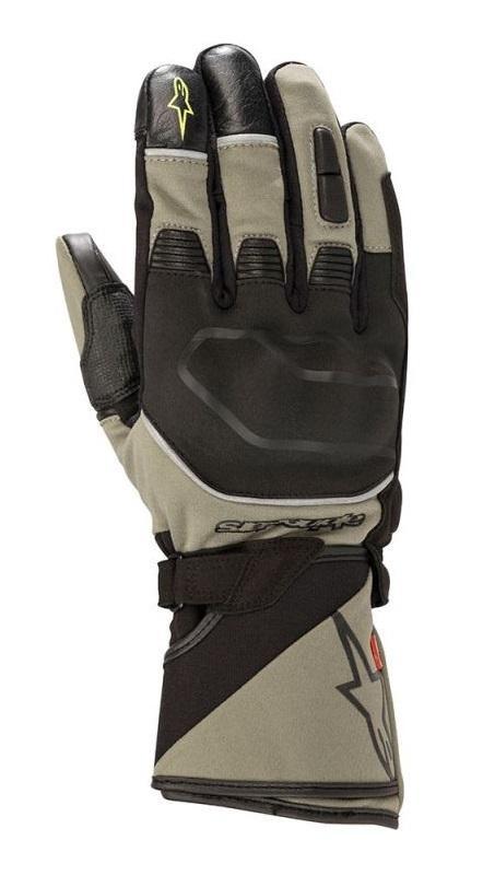 Alpinestars Andes Touring Outdry® Handskar Militärgrön/Svart