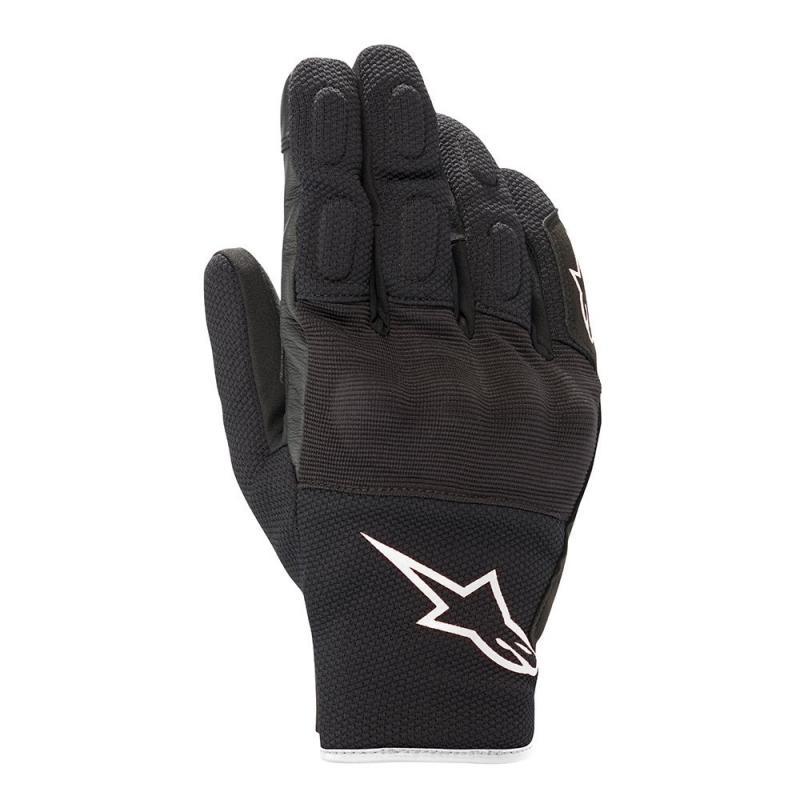 Alpinestars S-Max Drystar® Handskar Svart/Vit