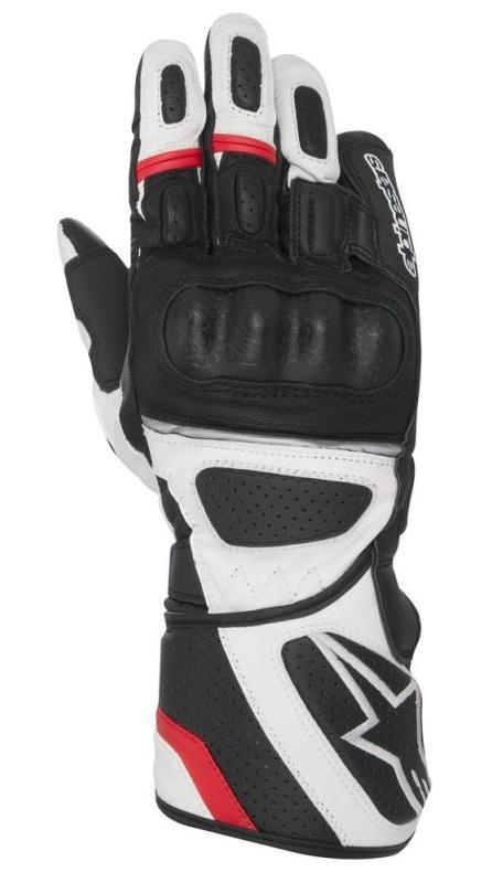 Alpinestars SP Z Drystar® Handskar Svart/Vit/Röd