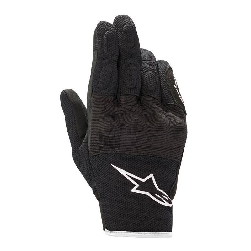 Alpinestars Stella S-Max Drystar® Dam Handskar Svart/Vit