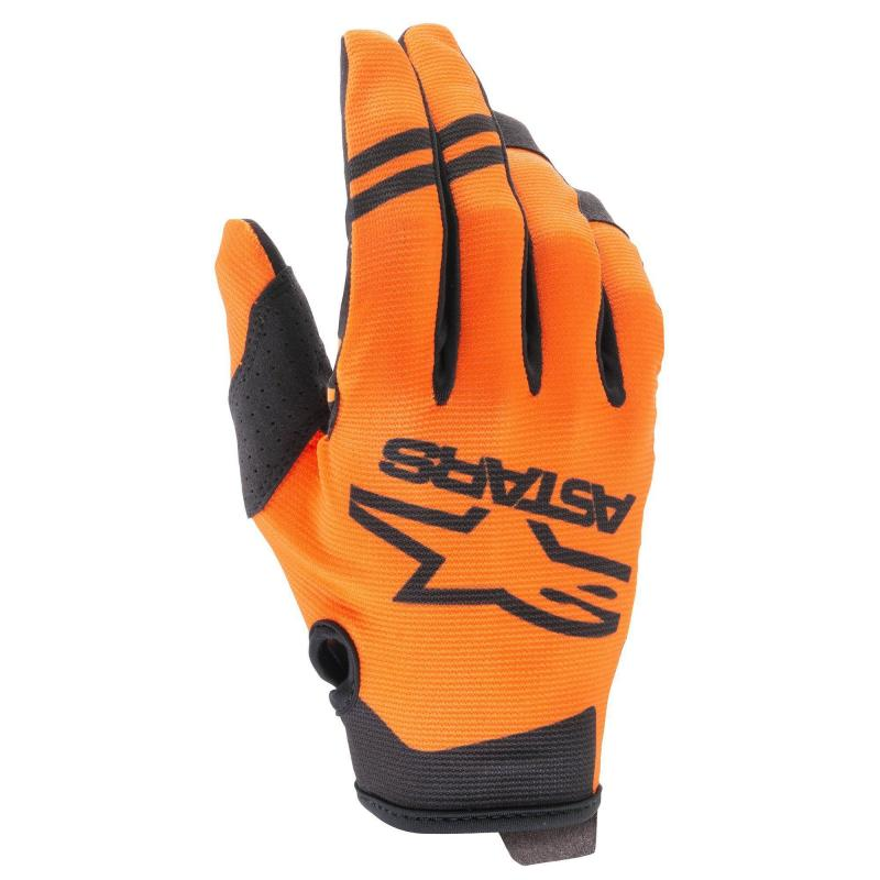 Alpinestars Radar Barn Crosshandskar Orange/Svart