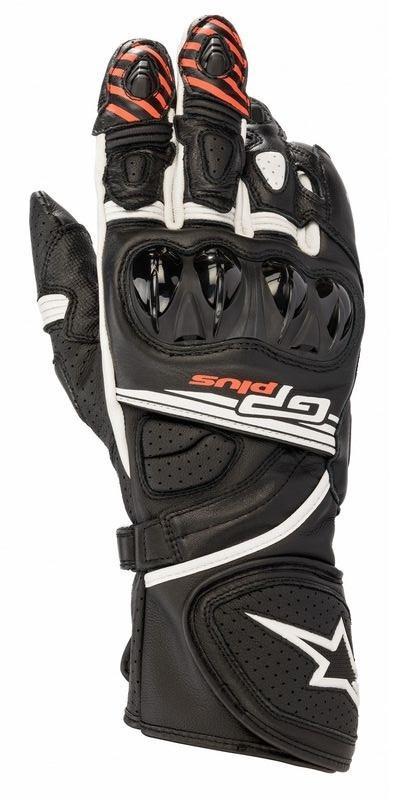 Alpinestars GP Plus R V2 Handskar Svart/Vit