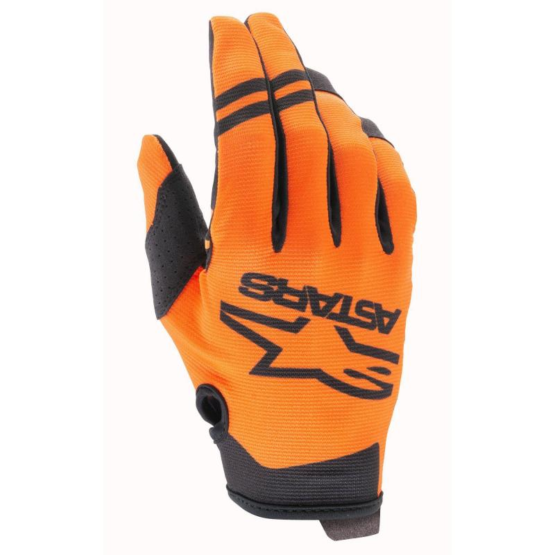 Alpinestars Radar Crosshandskar Orange/Svart
