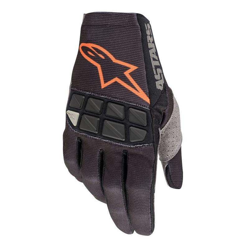 Alpinestars Racefend Crosshandskar Svart/Orange