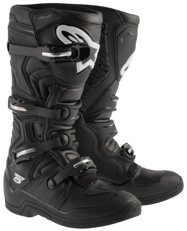 Alpinestars Tech 5 Crosstövlar Svart