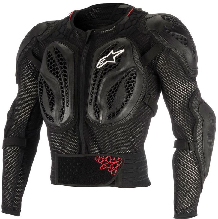 Alpinestars Bionic Action Junior Skyddsjacka Svart