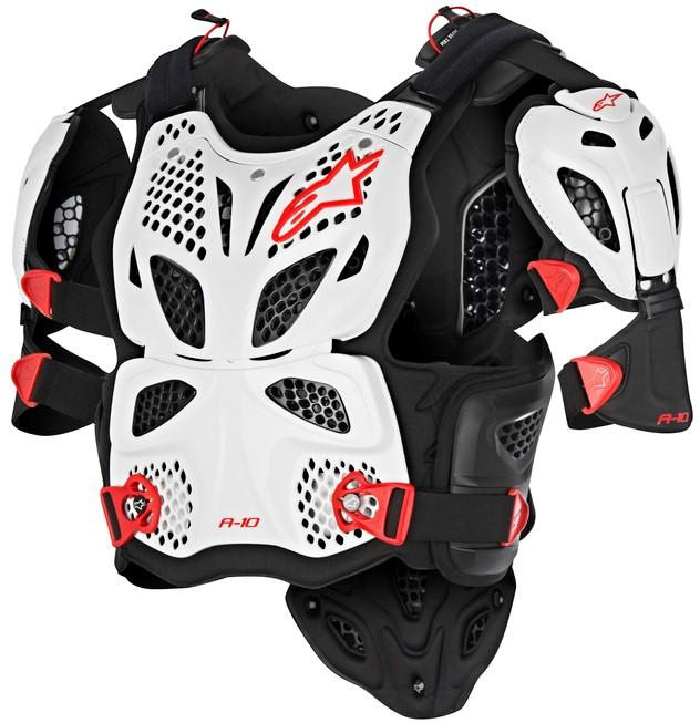 Köp billiga axelskydd och bröstskydd till cross | OneBike.se