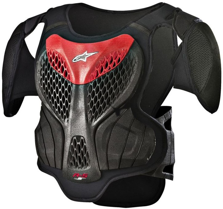 Alpinestars A-5s Junior Svart