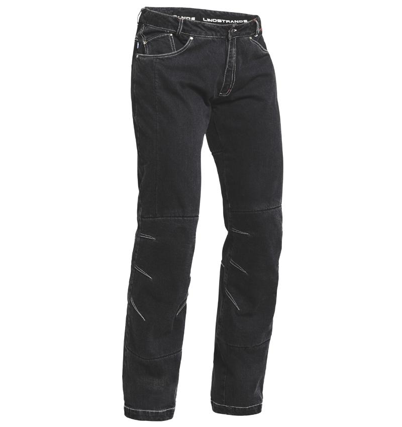 Lindstrands Wrap Jeans Svart