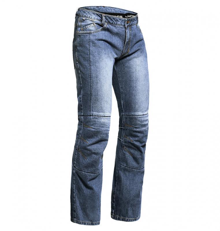 Lindstrands Wrap Jeans Blå