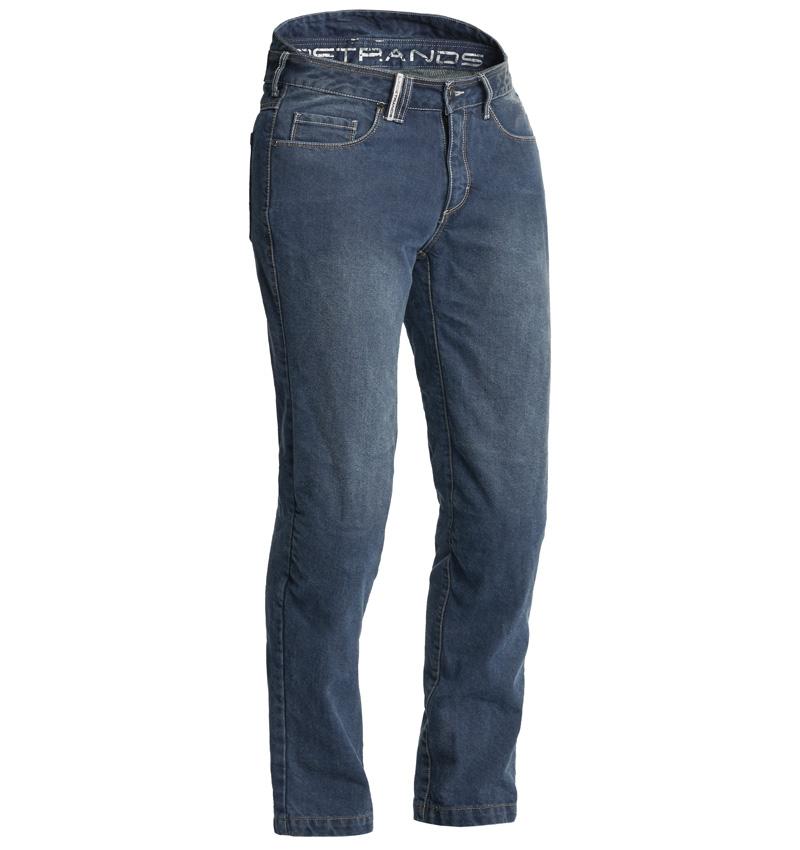 Lindstrands Macan Dam Jeans Blå