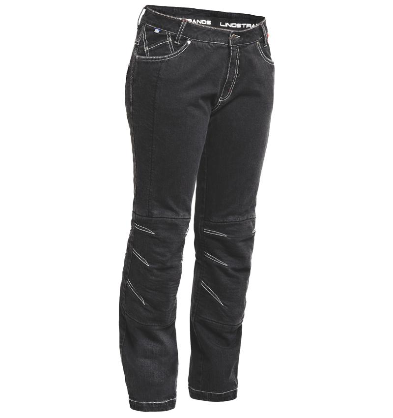 Lindstrands Wrap Dam Jeans Svart