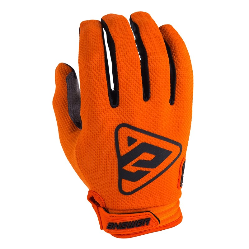 Answer AR3 Crosshandskar Orange/Svart